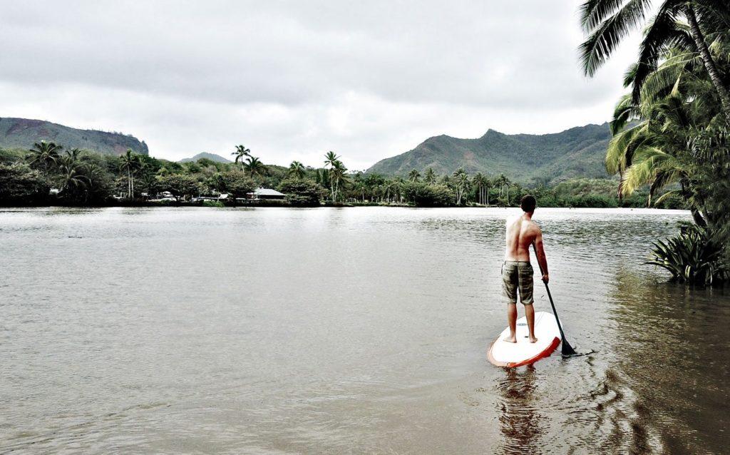 Where to Paddle - Beaches - Kauai SUP Paddleboard